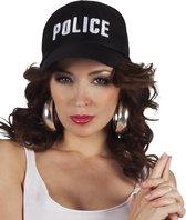 18 stuks: Pet - Politie - verstelbaar