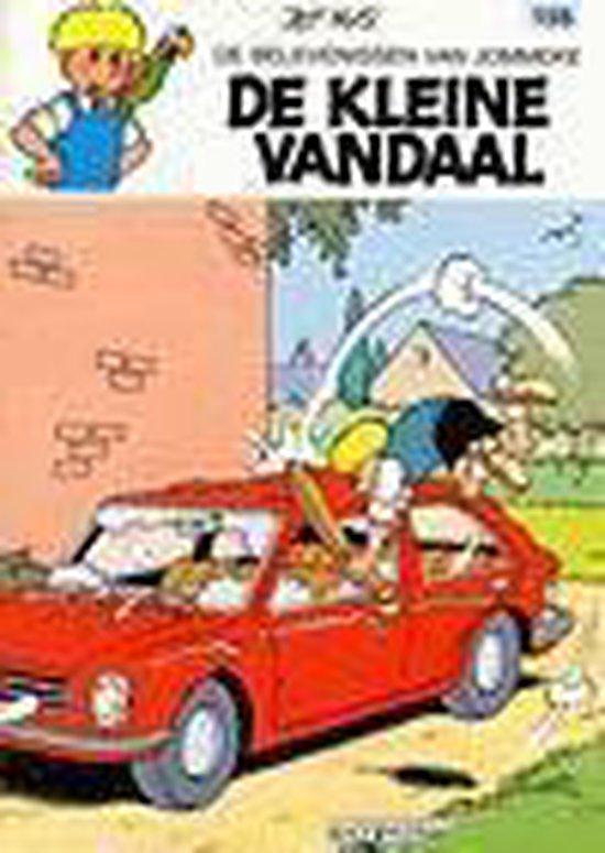 Jommeke 155 - De kleine Vandaal - Jef Nys  