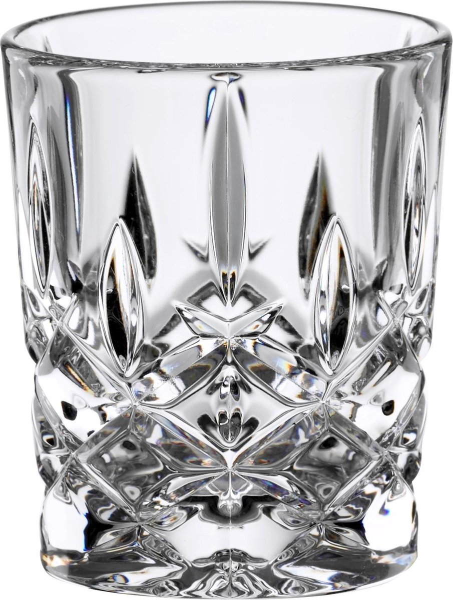 Nachtmann Noblesse Shotglas - 55 ml - set à 4 stuks