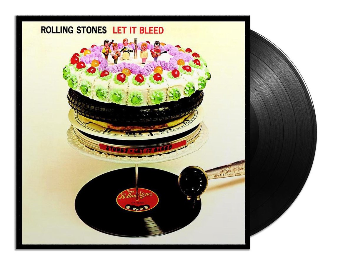 Let It Bleed (LP) - The Rolling Stones