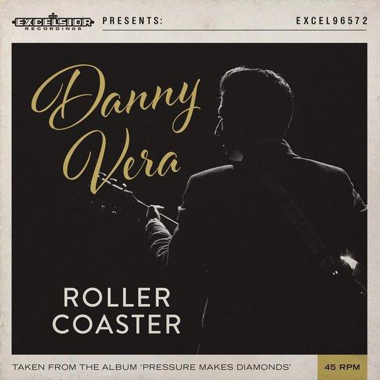 CD cover van 7-Roller Coaster van Danny Vera