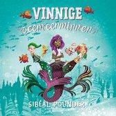 Boek cover Vinnige zeemeerminnen van Sibéal Pounder (Onbekend)