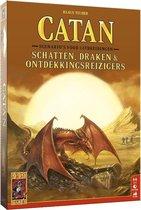 Catan Uitbreiding Schatten, Draken & Ontdekkingsreizigers - Bordspel