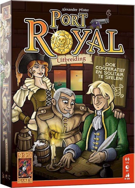 Afbeelding van het spel Port Royal Uitbreiding Kaartspel