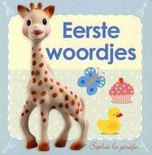 Baby kartonboekje Sophie Eerste woordjes