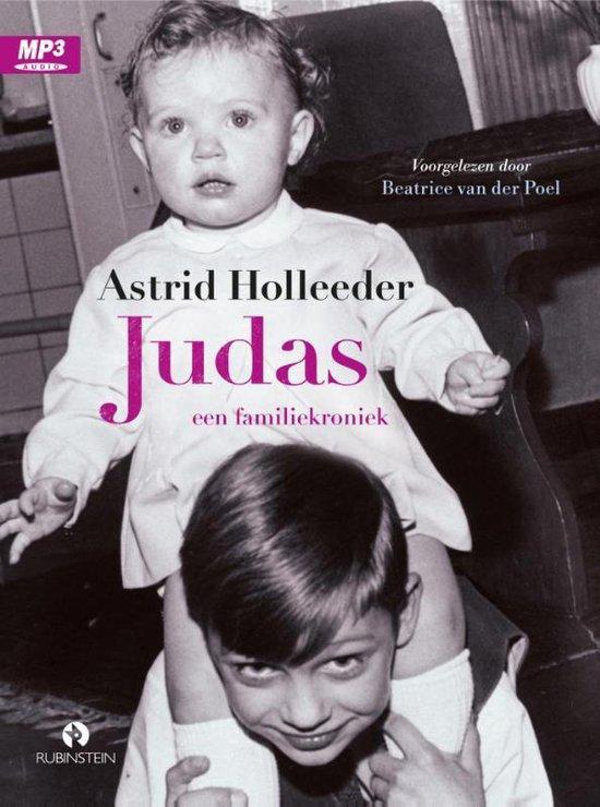 Boek cover Judas (luisterboek) van Astrid Holleeder (Onbekend)