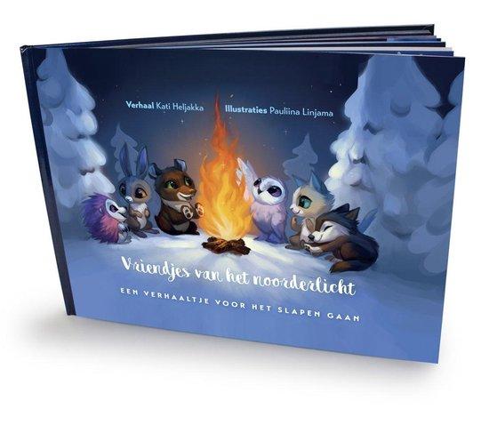 Lumo Stars Vriendjes van het noorderlicht - Leesboek