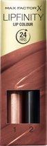 Bol.com-Max Factor Lipfinity Lip Colour Lippenstift - 070 Spicy-aanbieding