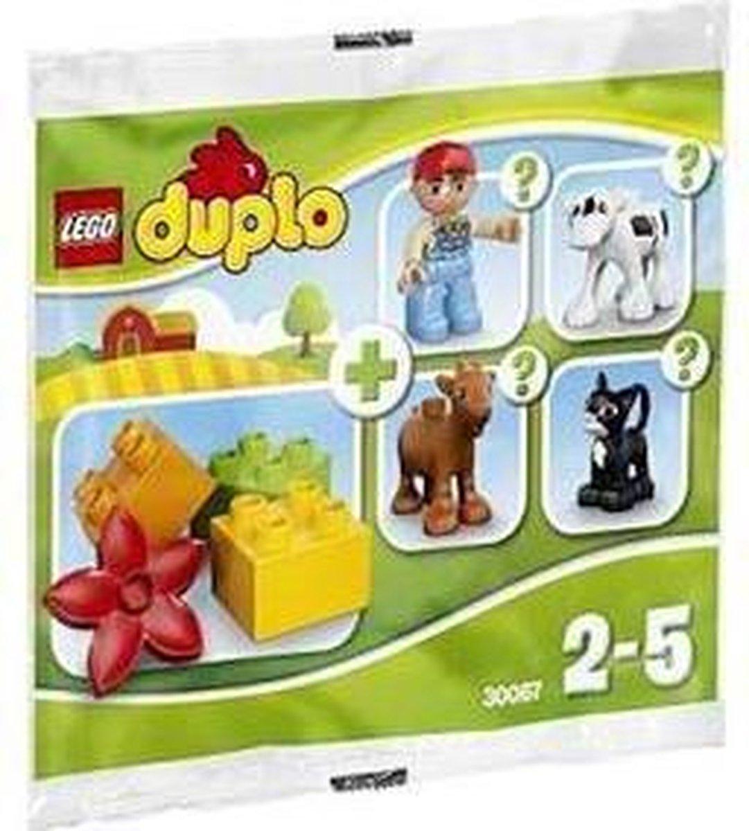 LEGO 30067 Duplo boerderij polybag