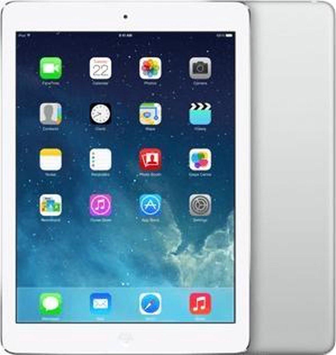 Forza Refurbished iPad Air 16GB Wit Wifi only   A grade   Zo goed als nieuw   Inclusief 2 jaar garantie