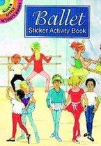 Ballet Sticker Activity Book