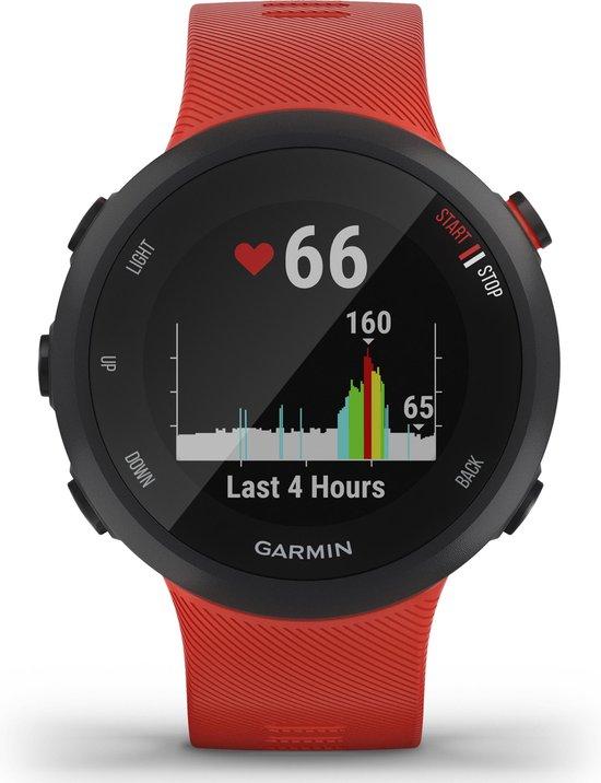 Garmin Forerunner 45 - GPS Sporthorloge - 42 mm - Lavarood