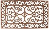 Esschert Design - Deurmat rechthoekig 59x34 cm