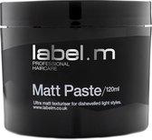 label.m - Complete - Matt Paste - 120 ml