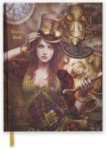 Steampunk (Blank Sketch Book)
