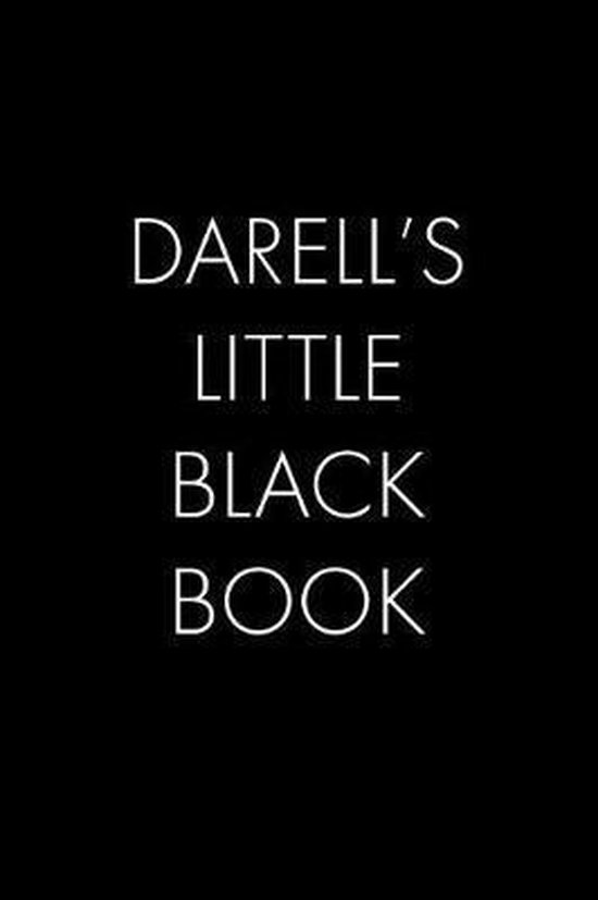Darell's Little Black Book