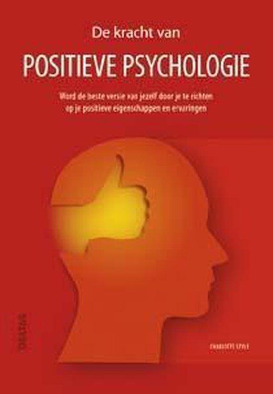 De kracht van positieve psychologie - Charlotte Style |