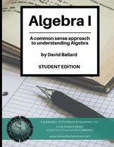 Algebra I (Student Edition)