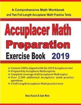 Accuplacer Math Preparation Exercise Book