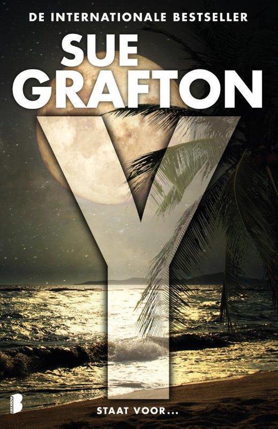 Alfabet 25 - Y - Sue Grafton | Fthsonline.com