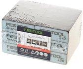 Festool 201083 GRANAT 69x98x26 220 GR/6 Schuurspons - K220 (6st)