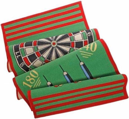 Dragon Darts Dartmat groen -240x80 cm