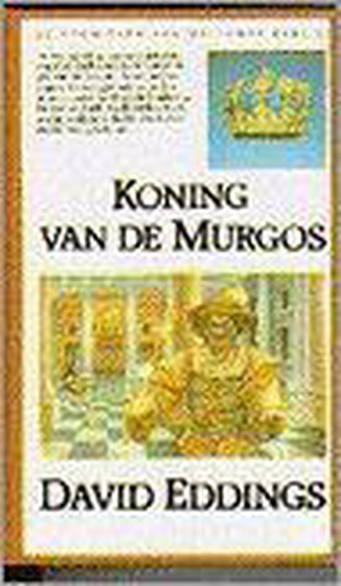 Spectrum fantasy de koning der murgo's - David Eddings |