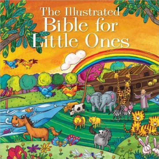 Emerson, Illustrated bible for little ones - Emerson, Janice | Fthsonline.com