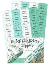 Bijbel Tabstickers stippels By Kris