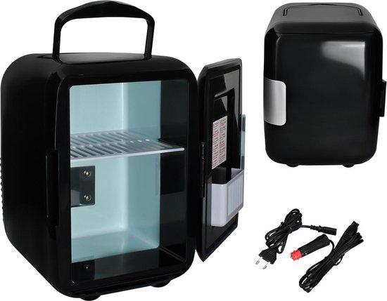 Bol Com Mobiele Mini Koelkast Frigobox 220 12 Volt Ac Dc Auto Caravan Camping Minibar Mini