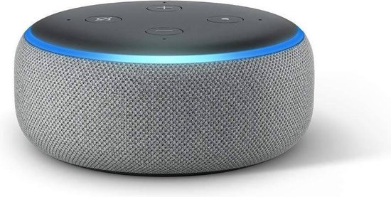 Amazon Echo Dot (3e gen.) - Grijs