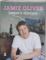 Boekomslag van 'Jamie's Dinners'