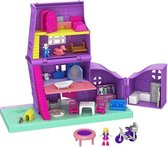 Polly Pocket Pollyville Polly's Huis