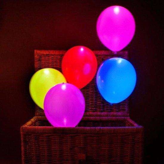 LED ballonnen (5 st)
