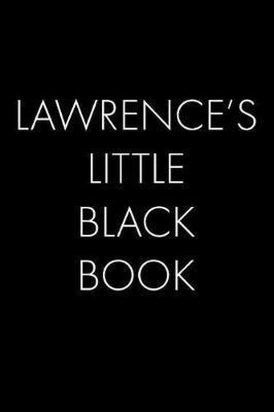 Lawrence's Little Black Book