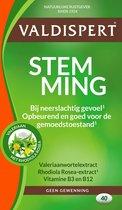 Valdispert Stemming Voedingssupplementen - 40 Dragees