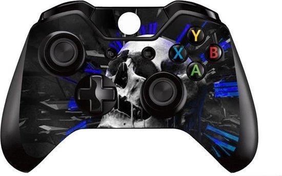 2 Xbox Controller Sticker   Xbox Controller Skin   Skull   Xbox Controller Skull Skin Sticker   2 Controller Skins