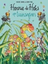 Hennie de Heks  -   Hennie de Heks op tuinsafari