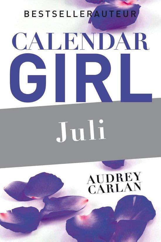 Calendar Girl 7 - Juli - Audrey Carlan |