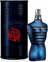 Jean Paul Gaultier - Eau de toilette - Ultra Male Intense - 125 ml