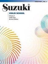 Suzuki Violin School: v.3 : Violin Part;Suzuki Violin School: v.3