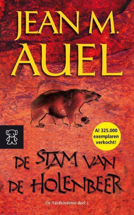 De Aardkinderen 1 - De stam van de holenbeer - Jean M. Auel |