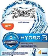 Wilkinson Scheermesjes Heren Hydro 3 - 4 stuks