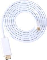 Thunderbolt Naar HDMI Male Kabel - Wit
