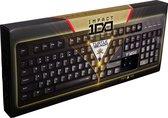 Turtle Beach impact 100 hybride gaming QWERTY toetsenbord
