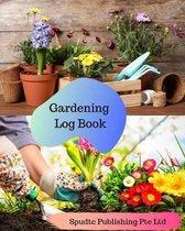 Gardening Log Book