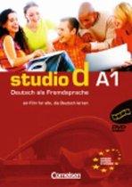 Studio D A1 - Gesamtband 1 (Einheit 1-12) Video DVD mit Übungsbooklet