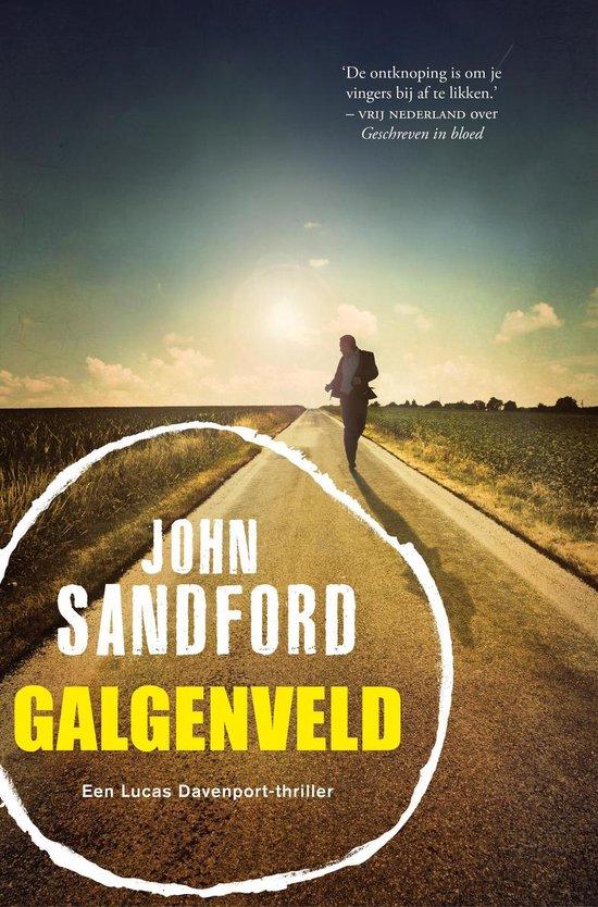 Lucas Davenport - Galgenveld - John Sandford |