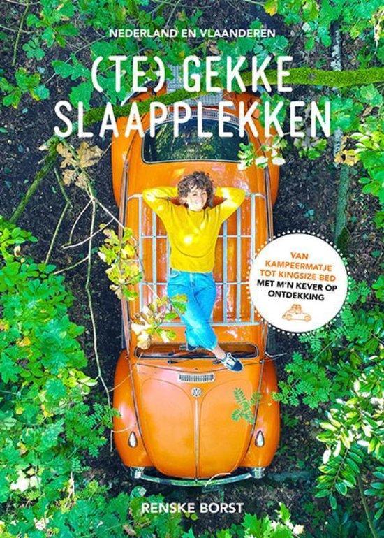 (Te) Gekke Slaapplekken - Renske Borst |