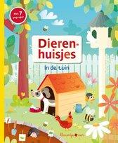Pop-up boek Dierenhuisjes 0 -   In de tuin